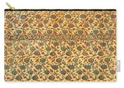 Sultan Ahmed Mosque Tiles Carry-all Pouch