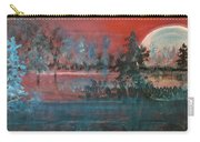 Sultry Sunset Carry-all Pouch