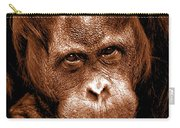 Sumatran Orangutan Female Carry-all Pouch