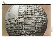 Sumerian Cuneiform Carry-all Pouch