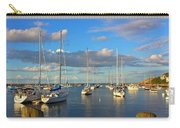 Summer Afternoon At Rockport Harbor Carry-all Pouch