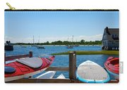 Summer Afternoon Boating Carry-all Pouch