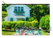 Summer Afternoon In The Hamptons Carry-all Pouch