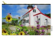 Summer At East Point Light Carry-all Pouch