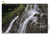 Summer At Glen Moss Falls Carry-all Pouch