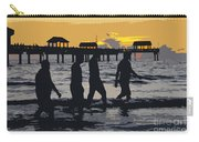 Summer At The Beach Carry-all Pouch