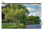 Summer At The Lake Carry-all Pouch