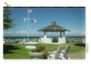 Summer At The Shore Carry-all Pouch