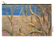 Summer Beach Grasses Carry-all Pouch