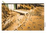 Summer Beach Shacks Carry-all Pouch
