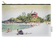 Summer Beach Sunshine Carry-all Pouch