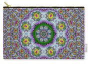 Summer Bloom In Floral Spring Time Carry-all Pouch
