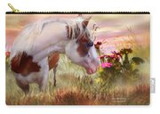 Summer Blooms Carry-all Pouch by Carol Cavalaris