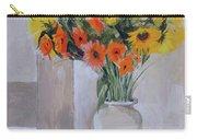 Summer Bouquet Carry-all Pouch