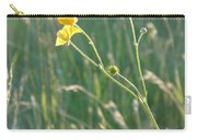 Summer Buttercups Carry-all Pouch
