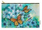 Summer Butterflies Carry-all Pouch