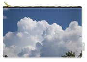 Summer Clouds In Maine Carry-all Pouch