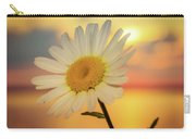Summer Daisy  Carry-all Pouch