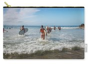 Summer Days Byron Waves Carry-all Pouch