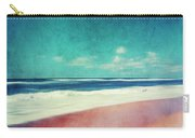 Summer Days IIi - Abstract Beach Scene Carry-all Pouch