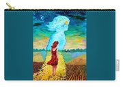 Summer Days On The Prairies Carry-all Pouch