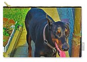 Summer Dog Day Carry-all Pouch