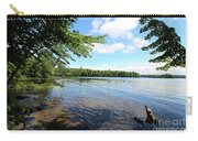Summer Dreaming On Lake Umbagog  Carry-all Pouch