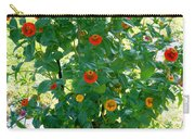 Summer Flowers 10 Carry-all Pouch