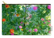 Summer Flowers 13 Carry-all Pouch