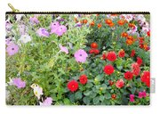 Summer Flowers 3 Carry-all Pouch