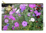 Summer Flowers 5 Carry-all Pouch