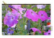 Summer Flowers 8 Carry-all Pouch