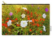 Summer Flowers 9 Carry-all Pouch