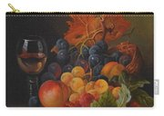 Classic Still Life. Carry-all Pouch