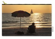 Summer Get Away Carry-all Pouch by David Lee Thompson