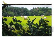 Summer Hay Carry-all Pouch