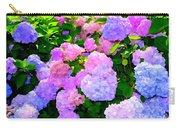 Summer Hydrangeas #2 Carry-all Pouch