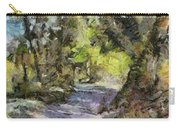 Summer Idyll Carry-all Pouch