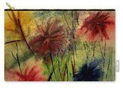 Summer In Bloom Carry-all Pouch
