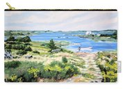 Summer In Lunenburg Harbour Carry-all Pouch