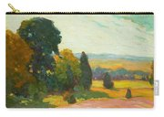 Summer Landscape By John William Beatty Carry-all Pouch