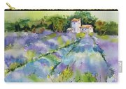 Summer Lavender Carry-all Pouch