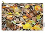 Summer Leaves For Fall Carry-all Pouch