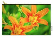 Summer Lilies Carry-all Pouch