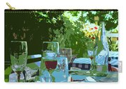 Summer Lunch Remembered Carry-all Pouch