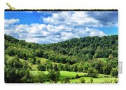 Summer Morning Meadow And Ridge Carry-all Pouch