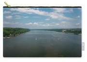 Summer Morning View Over The Hudson Carry-all Pouch