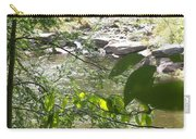 Summer Mountain Creek Carry-all Pouch