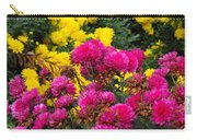 Summer Mums Carry-all Pouch