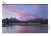 Summer Night At Sparks Lake Carry-all Pouch